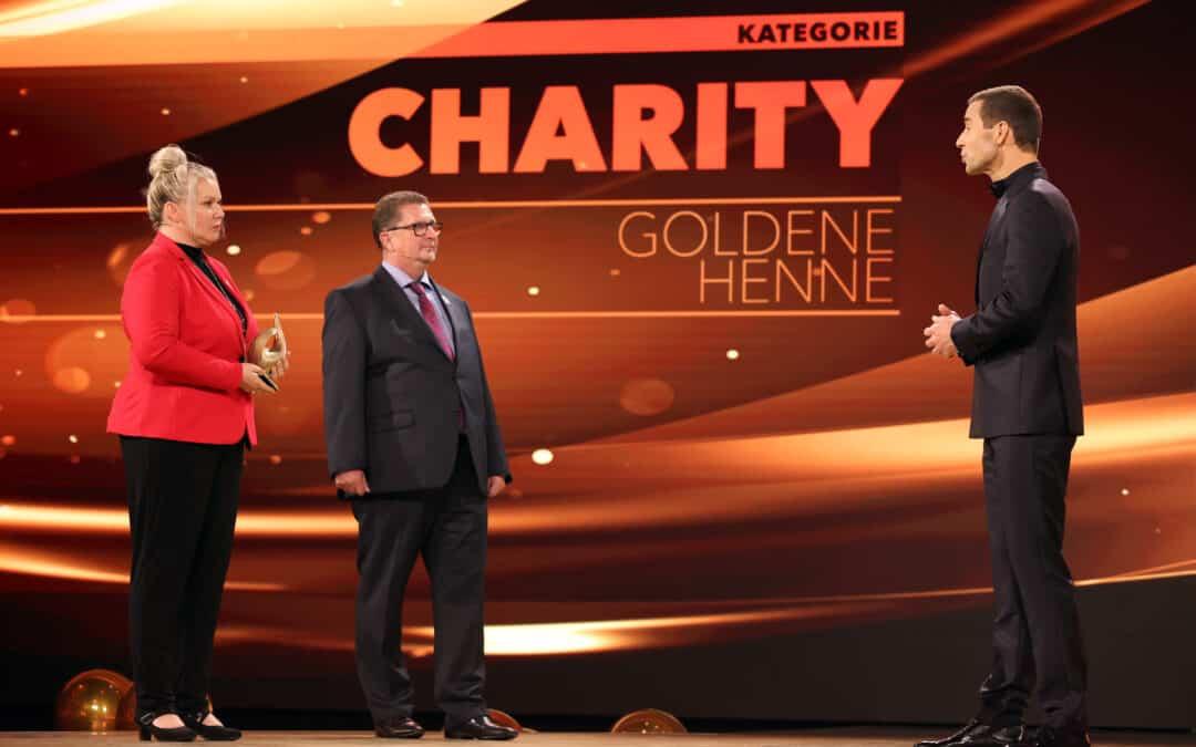 Goldene Henne 2020